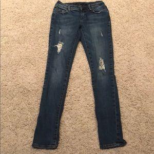 dELiAs jeans juniors size 00s